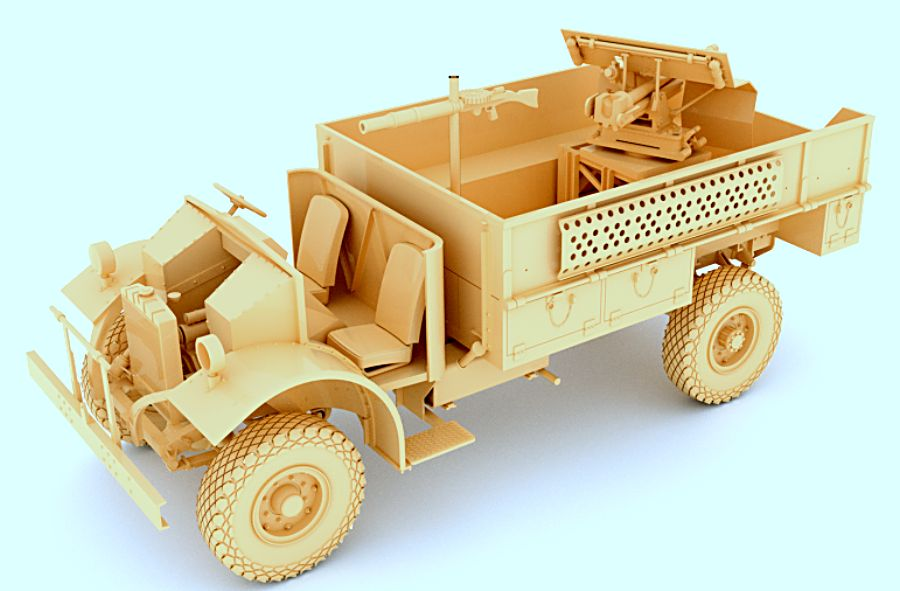 Mirror-models, plastic models and accessories in scale | 1 ...