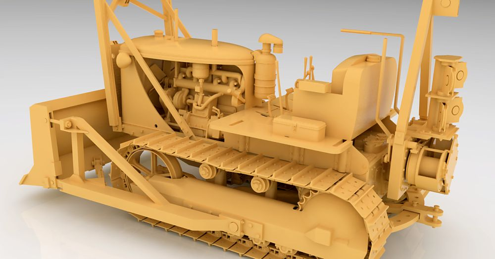 Mirror-models, plastic models and accessories in scale | 1/35 US